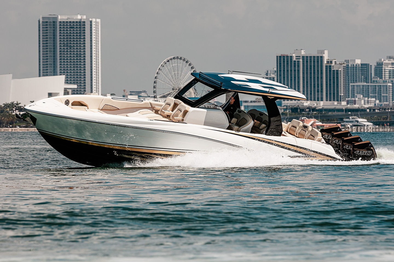 unriehl performance blackwater boats